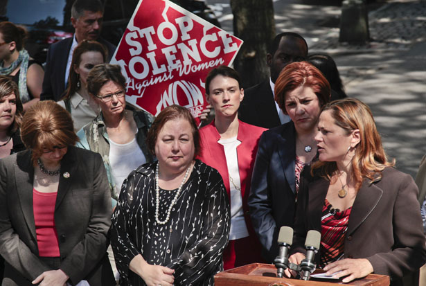 City-Council-member-Melissa-Mark-Viverito-right-speaks-at-a-news-conference.-AP-Photo