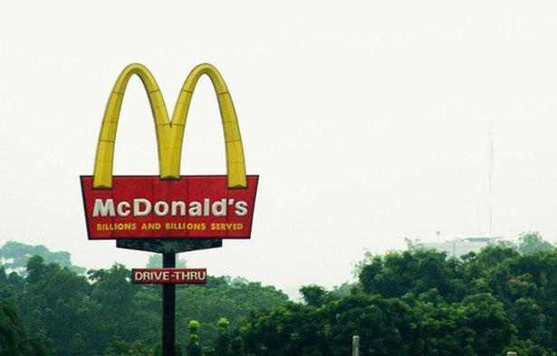 McDonald's-Sign
