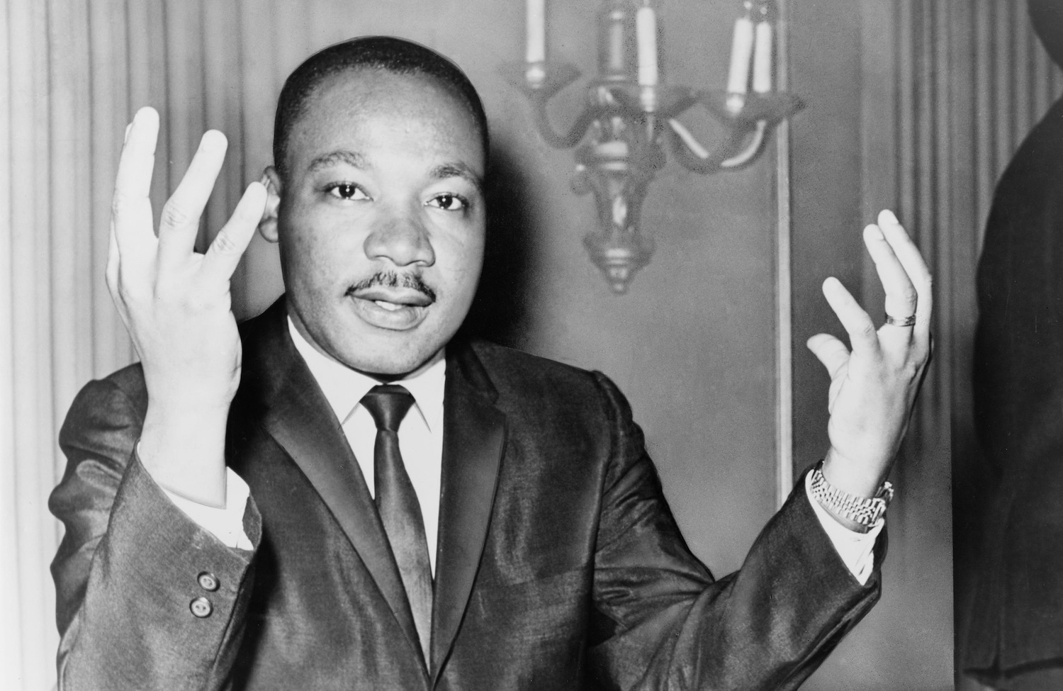 January 15 1929 Martin Luther King Jr Is Born The Nation