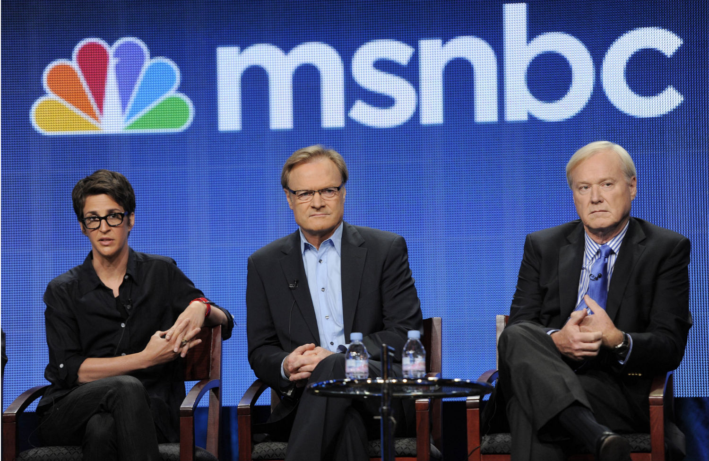MSNBC-hosts