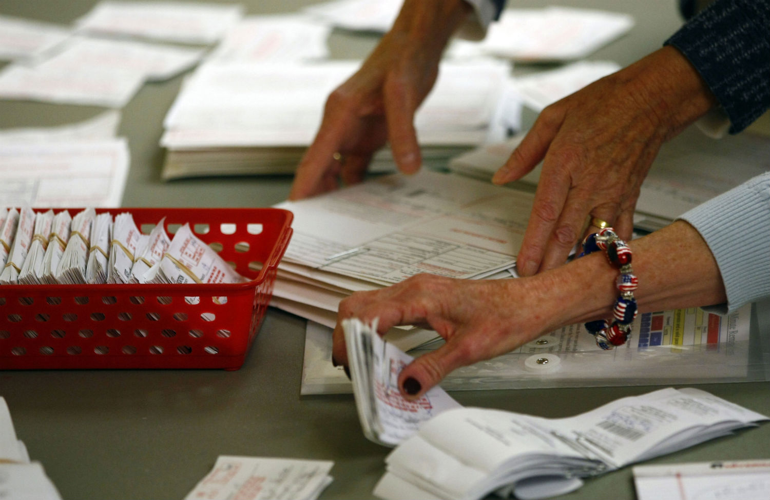 Hundreds-of-Voters-Are-Disenfranchised-by-North-Carolina's-New-Voting-Restrictions