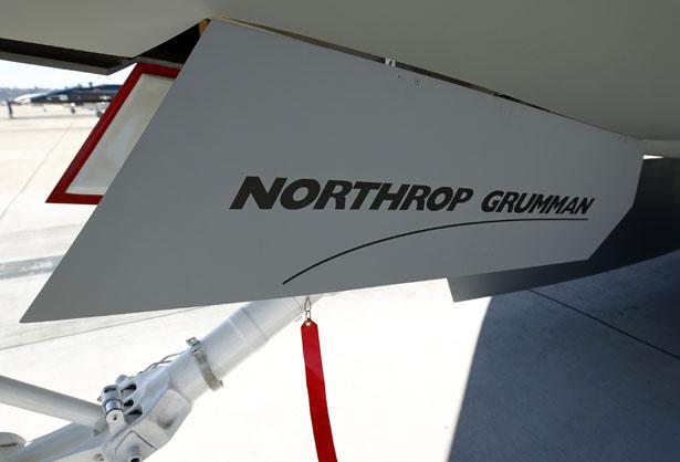 The-landing-gear-on-a-mockup-of-a-Northrop-Grumman-X-47B-long-range-high-endurance-unmanned-aircraft-Reuters