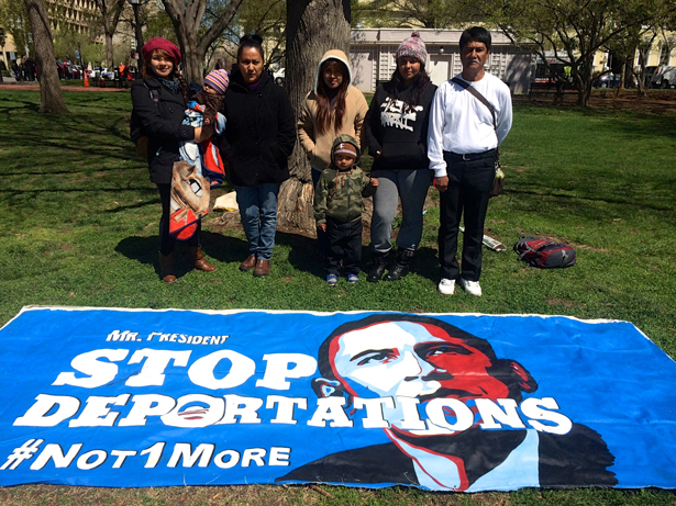 White-House-Deportation-Protest