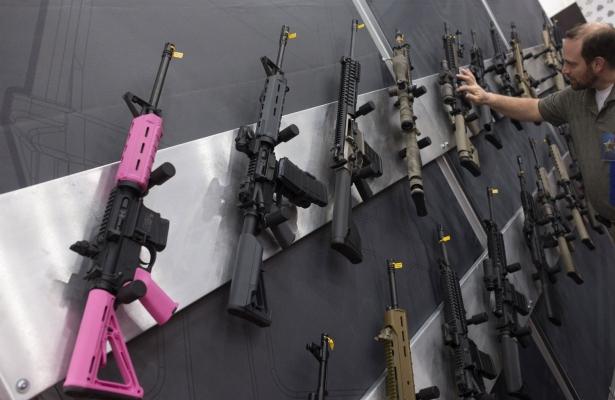 Guns-exhibit