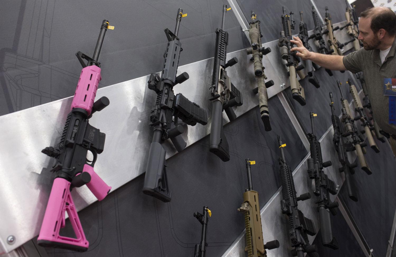 NRA-Gun-Convention