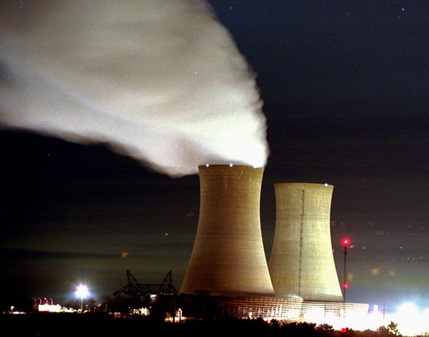 Nuclear-power-pant