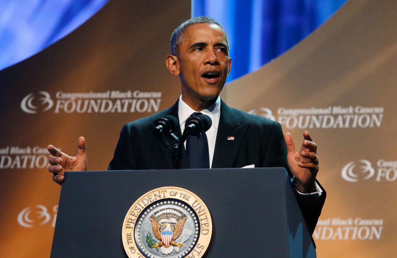 Obama-addresses-CBC