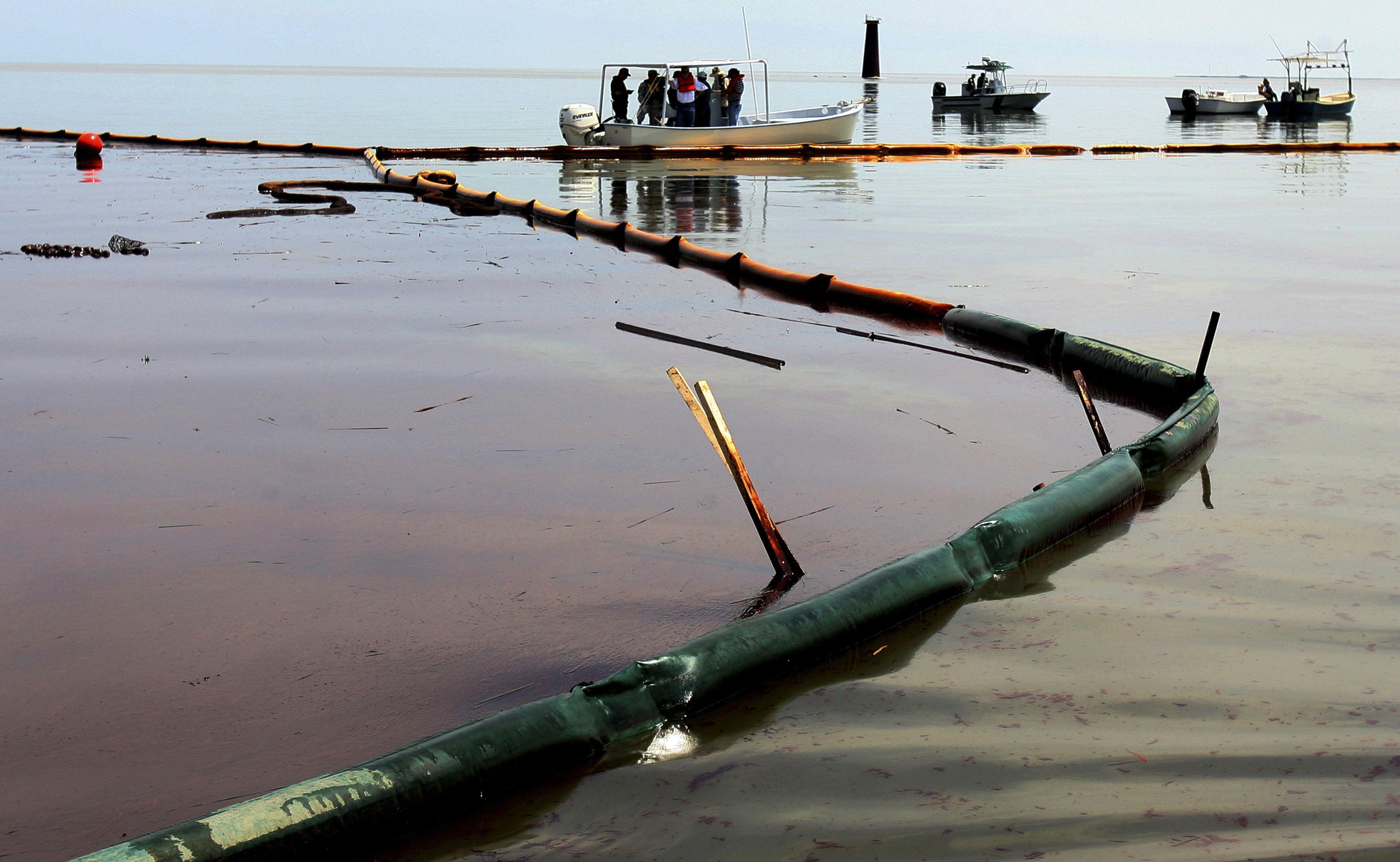 Oil-spill