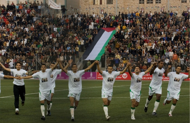 Palestinian-national-soccer-team