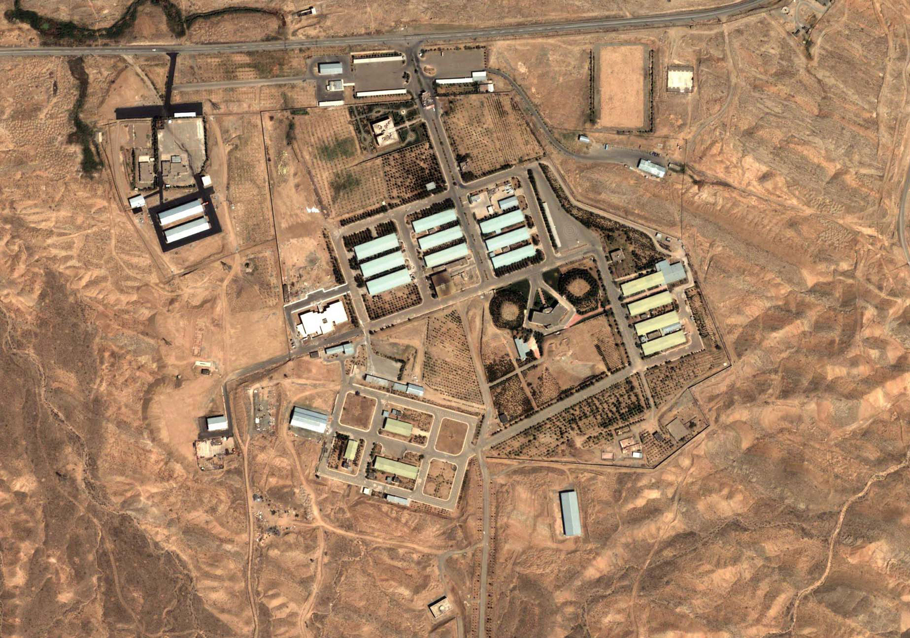 Satellite-image-of-military-complex-at-Parchin-Iran
