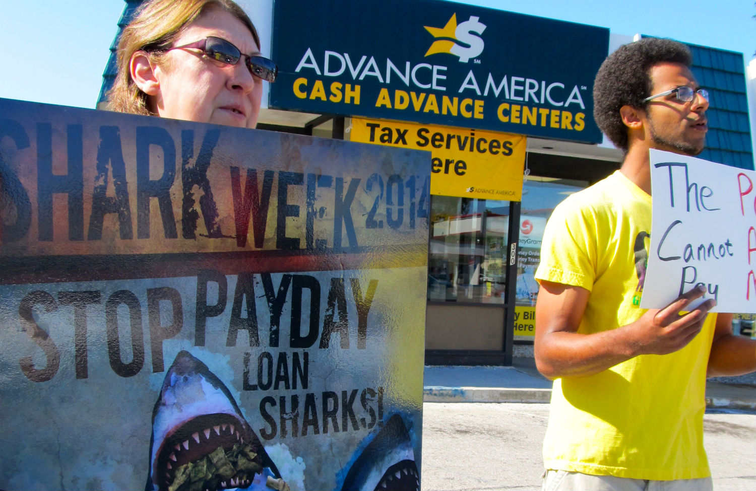 Payday-Loan-Protesters