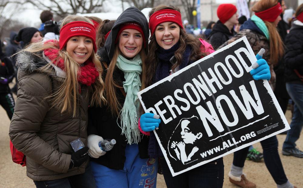 Personhood-rally
