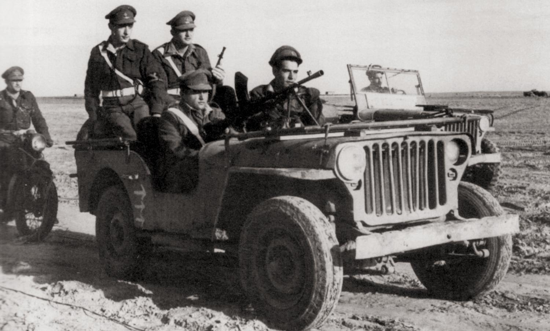 Israeli-military-police-1948