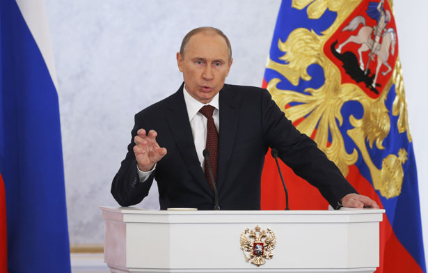 What We Re Witnessing Is The Transformation Of Vladimir Putin As Leader Of Russia The Nation