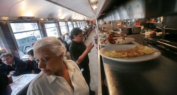 Restaurant-workers