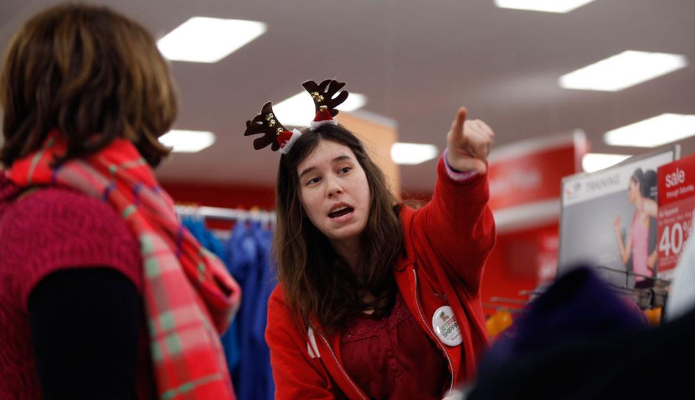 Target-employee
