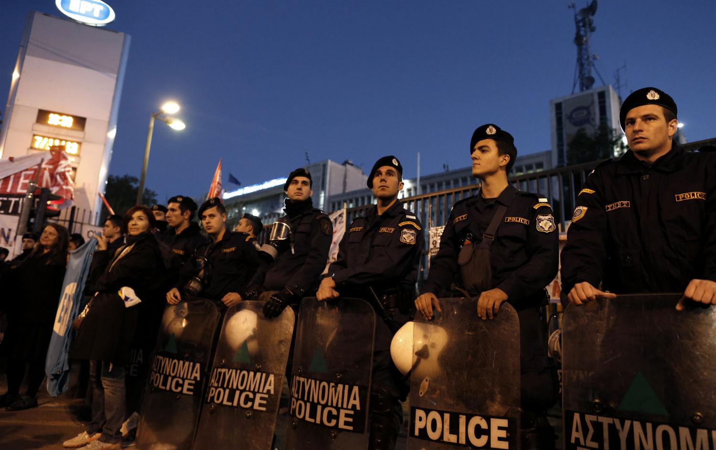 pGreek-riot-policep