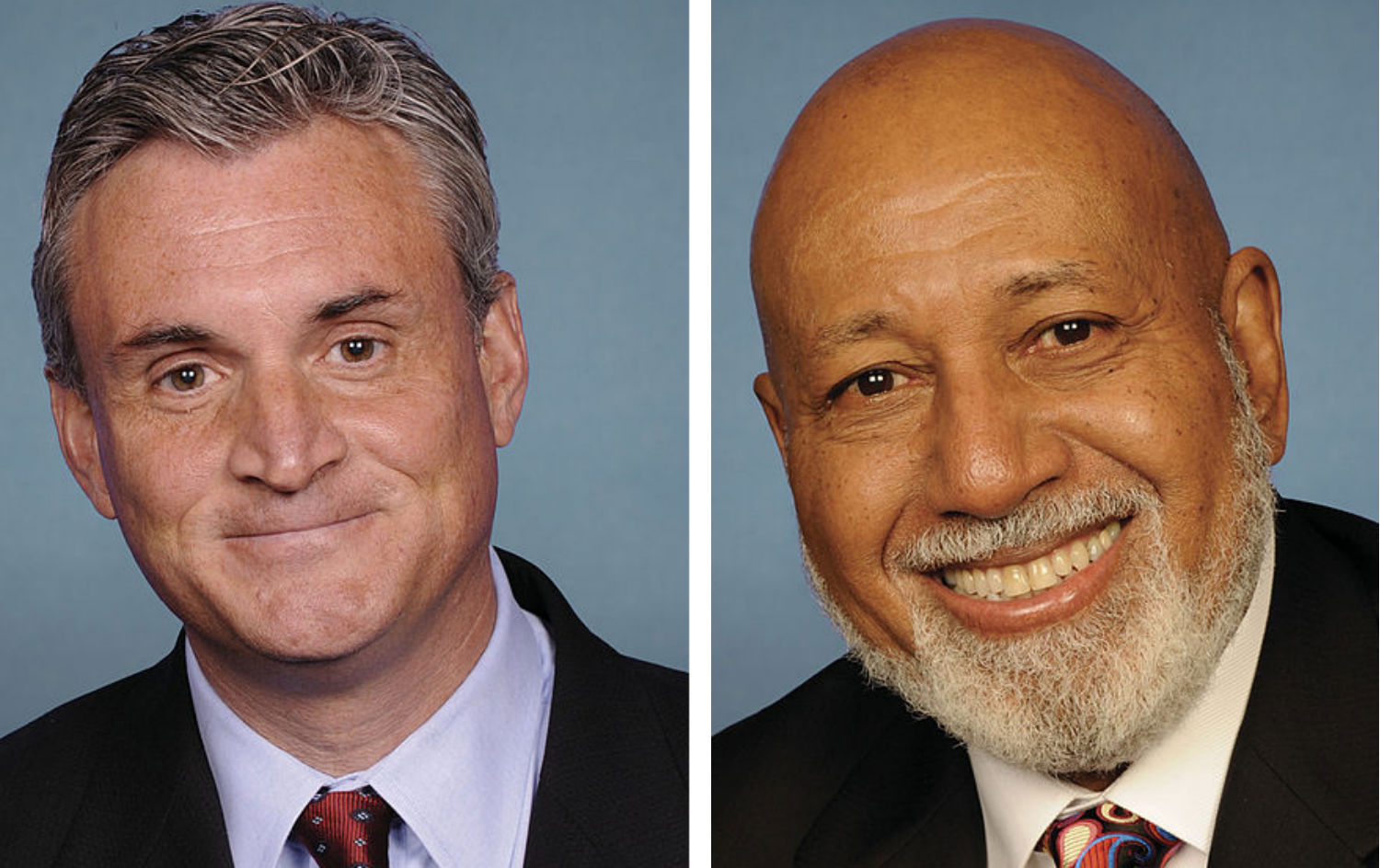 Democratic-Reps.-Rob-Andrews-of-New-Jersey-and-Alcee-Hastings-of-Florida-are-trying-to-protect-the-for-profit-career-college-industry.-Photographs-courtesy-of-the-US-House-of-Representatives