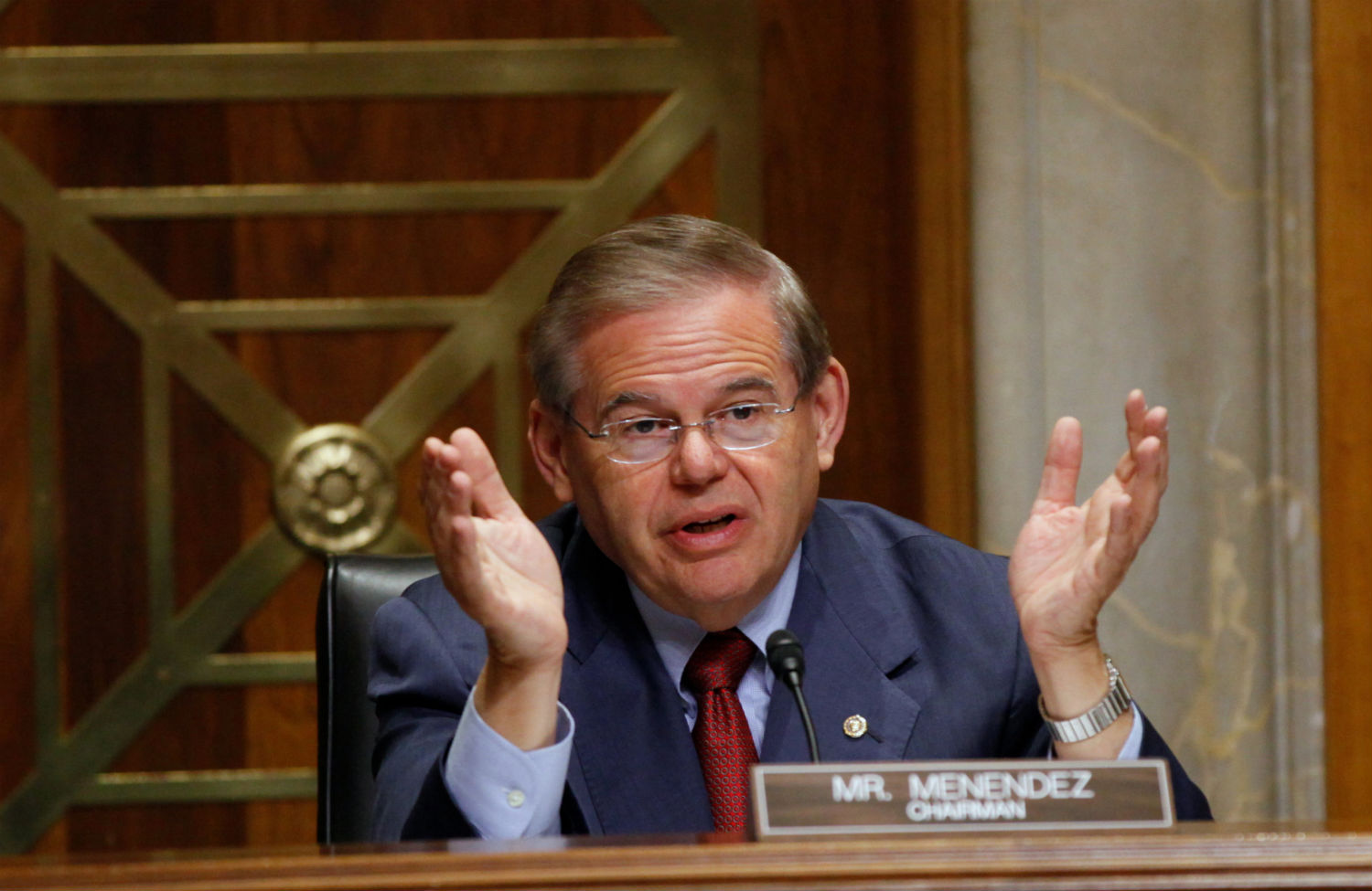 Democratic-Senator-Robert-Menendez
