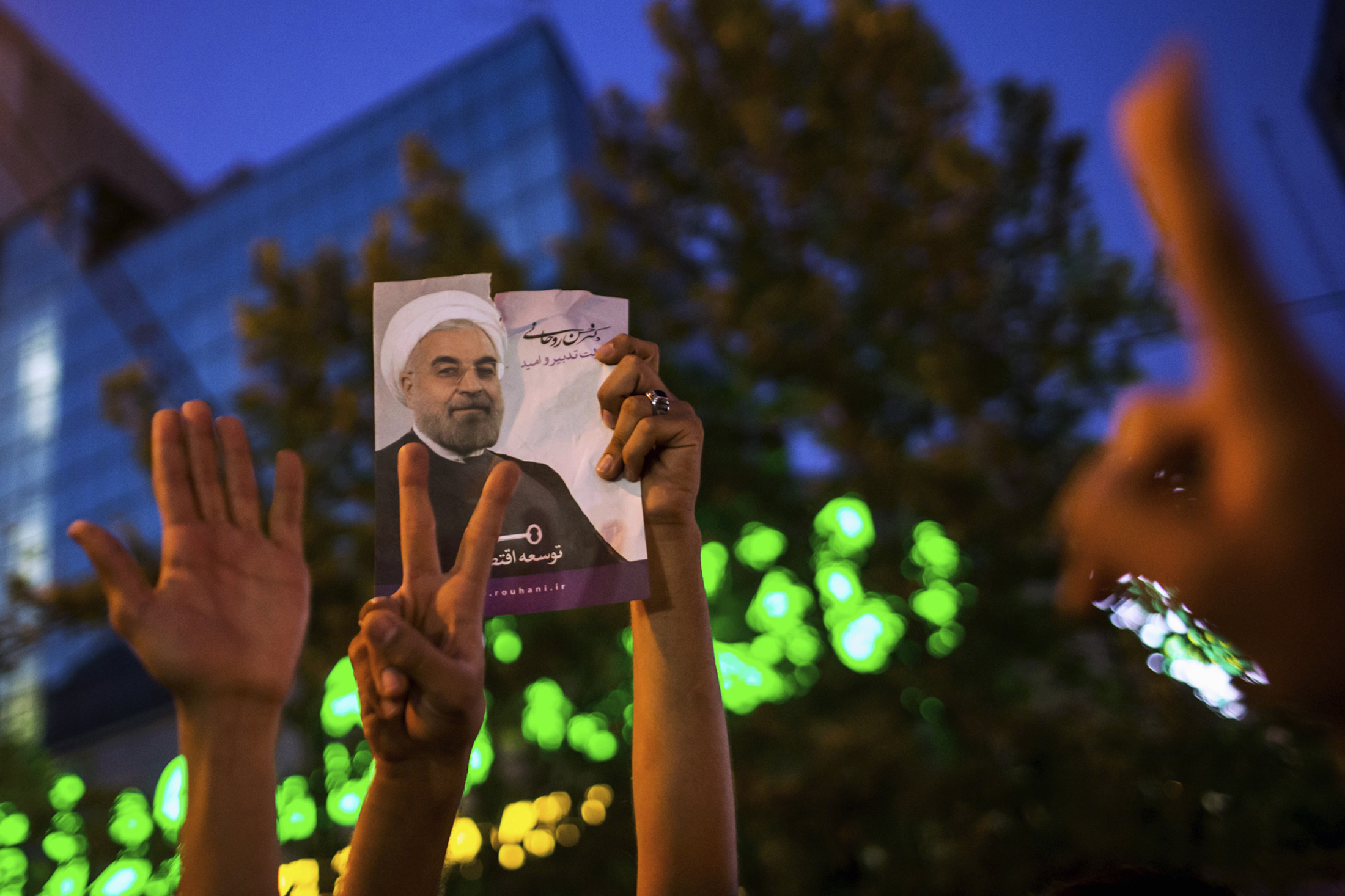 The-election-of-moderate-cleric-Hassan-Rohani-as-Irans-president-opened-the-path-for-negotiations-with-the-United-States.-ReutersFar-NewsSina-Shiri