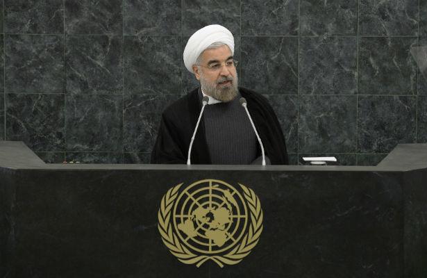 President-Rouhani
