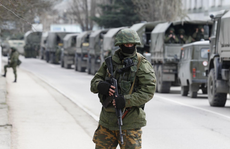 Russian-Ukraine-Border