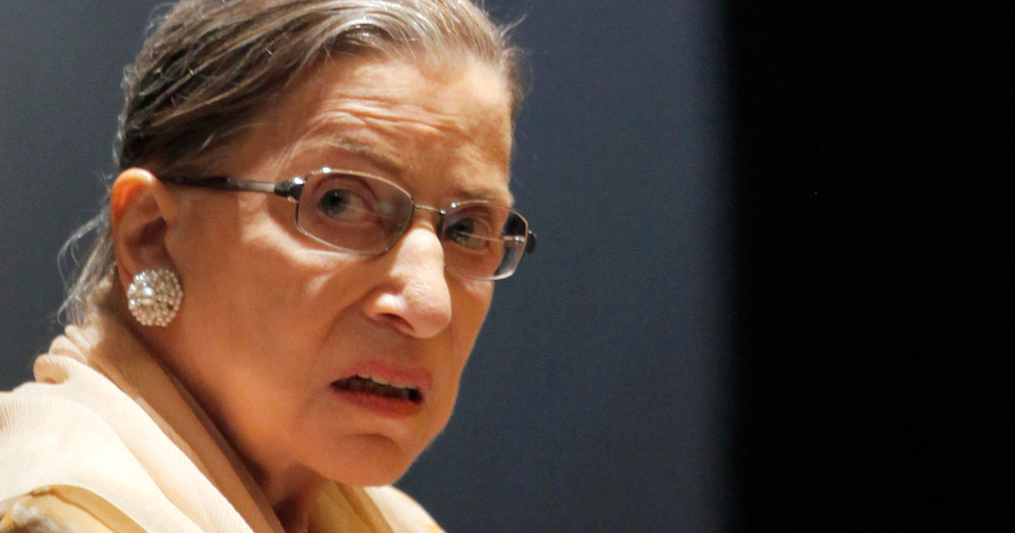 Ruth Bader Ginsburg Was Right, and We Already Have Proof ...