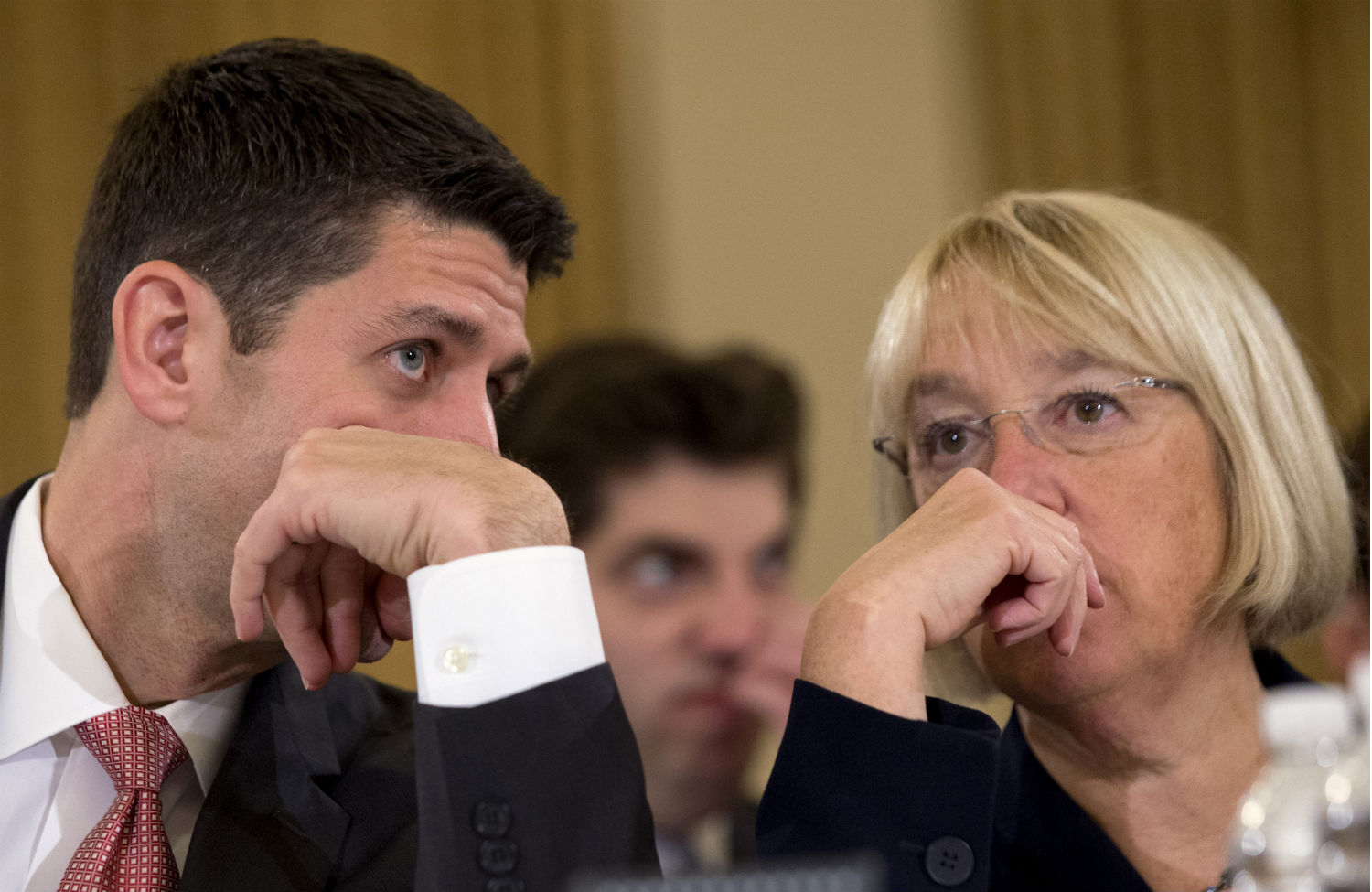 Representative-Paul-Ryan-and-Senator-Patty-Murray