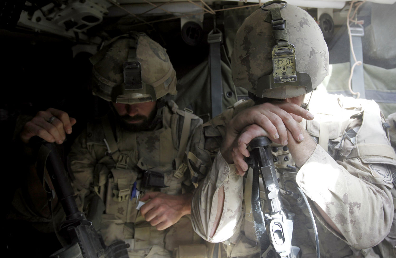 Soldiers-in-Afghanistan