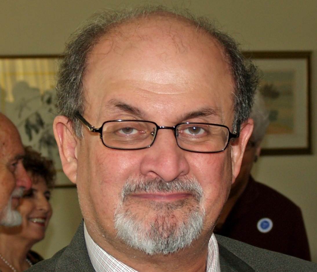 a biography of salman rushdie
