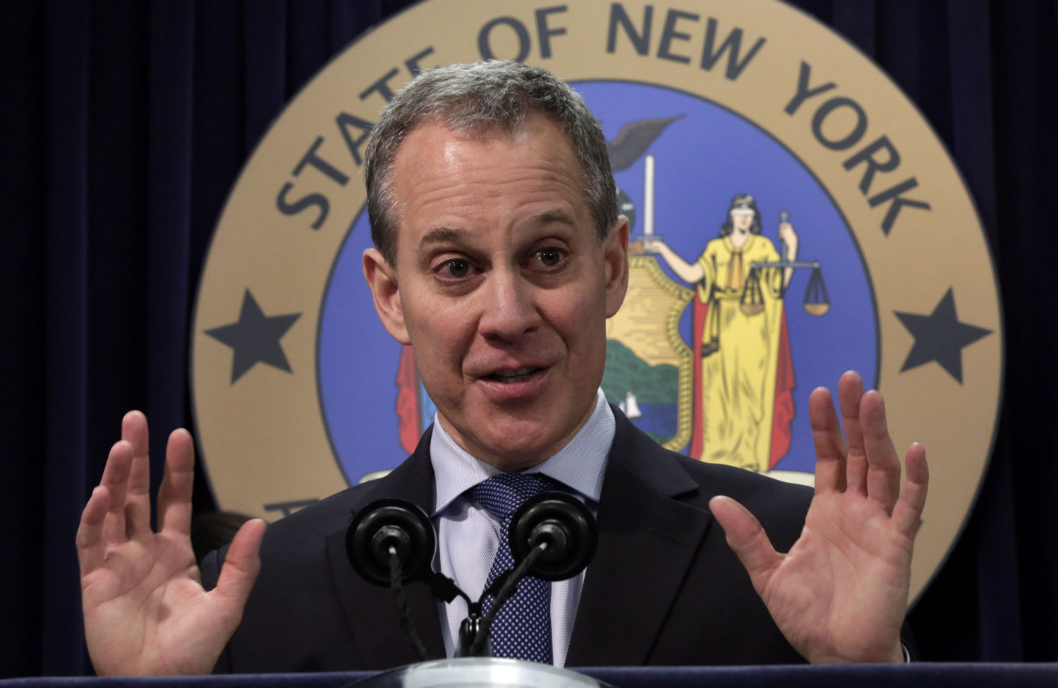 THAT WAS QUICK! DEMOCRAT WAR ON WOMEN CONTINUES: BREAKING: Democrat NY Attorney General Eric Schneiderman Resigns Amid Major Sexual Assault and Racist Allegations