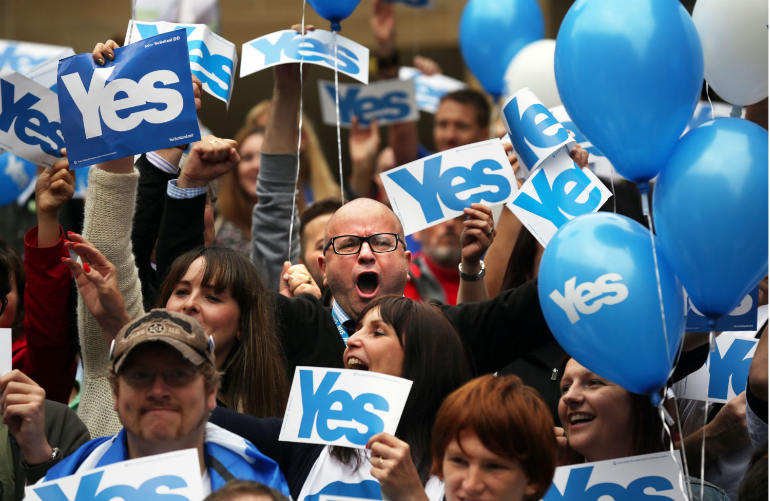 Scottish-independence-rally