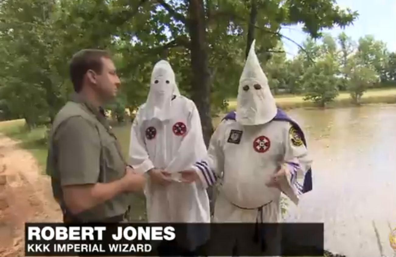 KKK-Al-Jazeera