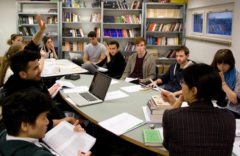 College-seminar