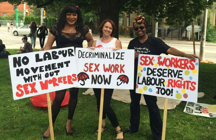 Protestors-demand-labor-rights-for-sex-workers