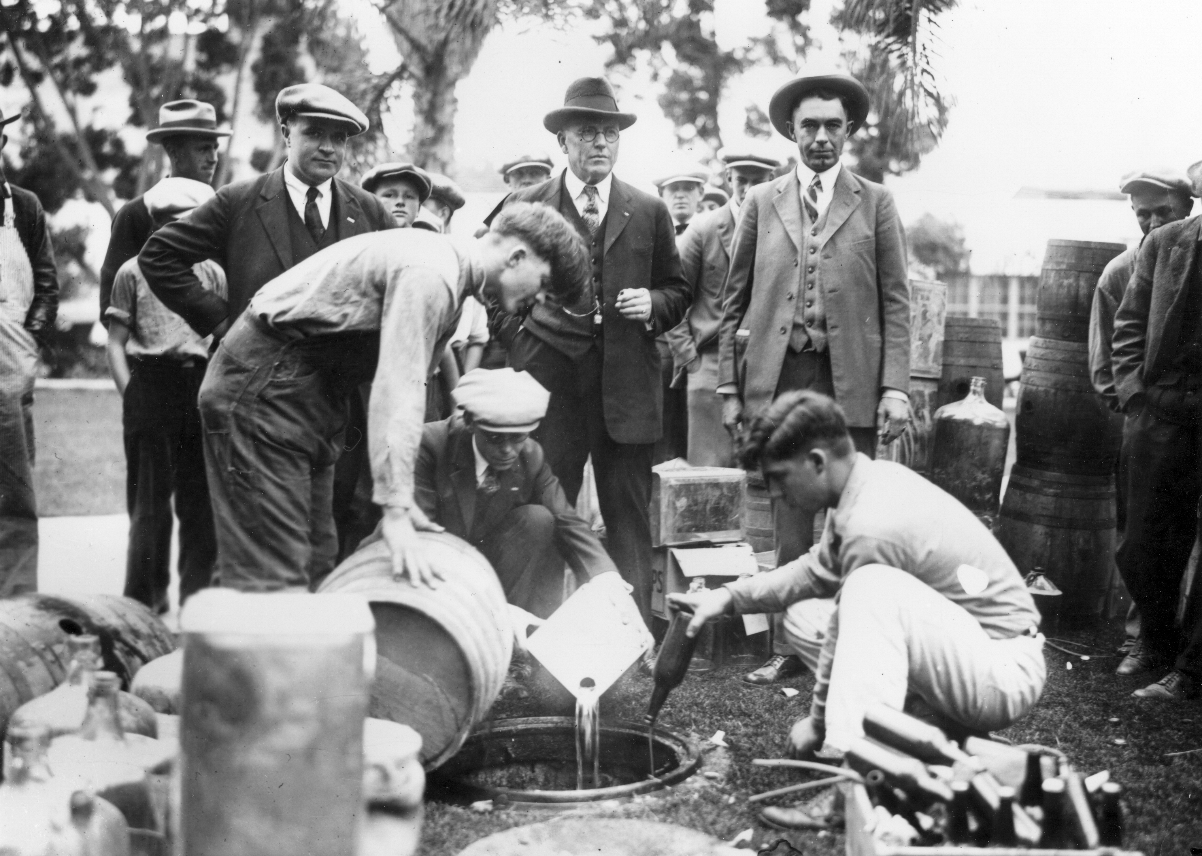 the eighteenth amendment the prohibition of alcohol in america Cat and mouse prohibition led to many more unintended consequences because of the cat and mouse nature of prohibition enforcement while the eighteenth amendment.