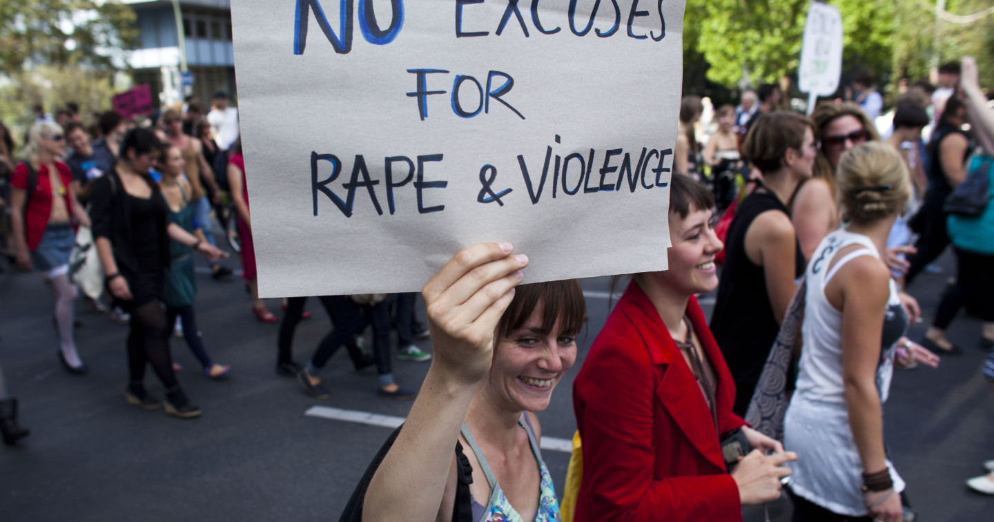 America's Rape Problem: We Refuse to Admit That There Is One | The