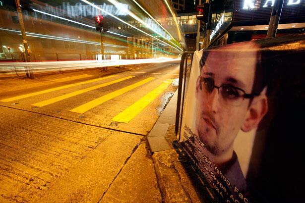 Poster-of-Edward-Snowden