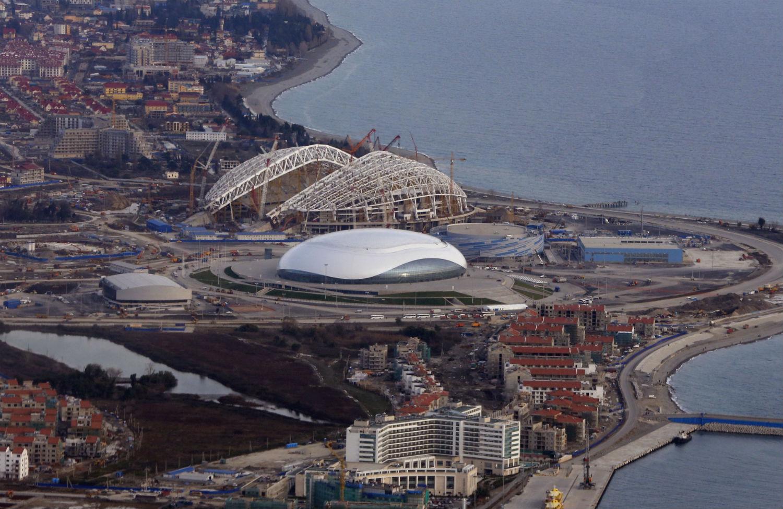 Sochi-infrastructure