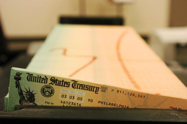 Social-security-checks