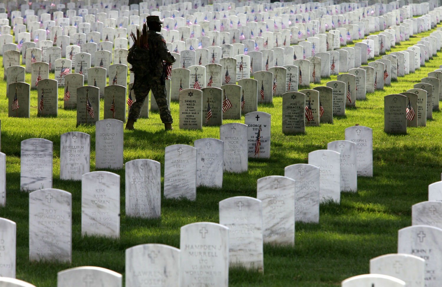 Image result for Memorial Day soldier