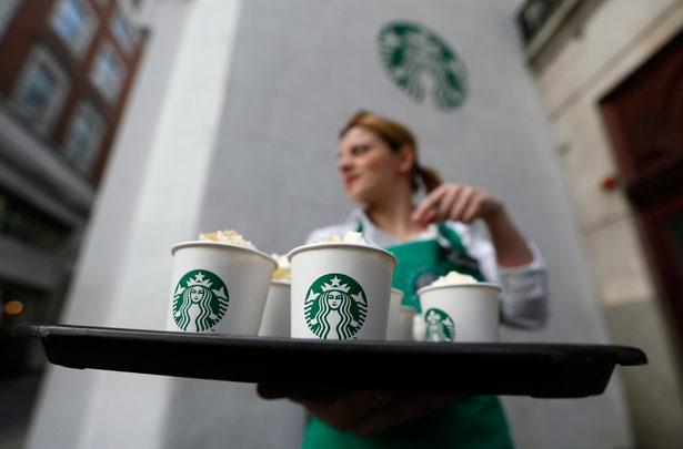 Starbucks-employee