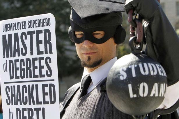 Debt-protest