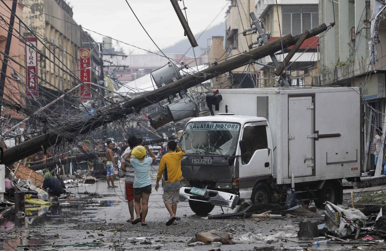 Haiyan-destruction