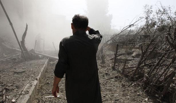 Syria-missle