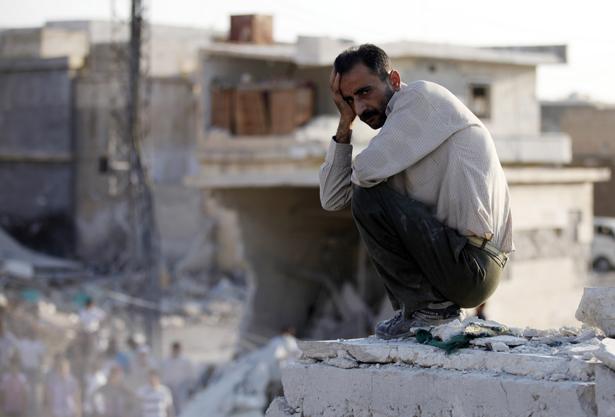 Syrian-air-strike