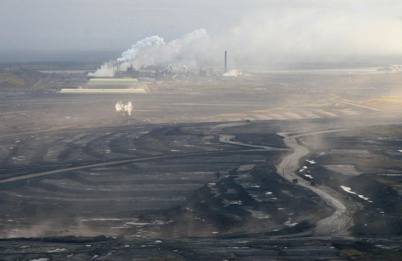 Alberta-tar-sands