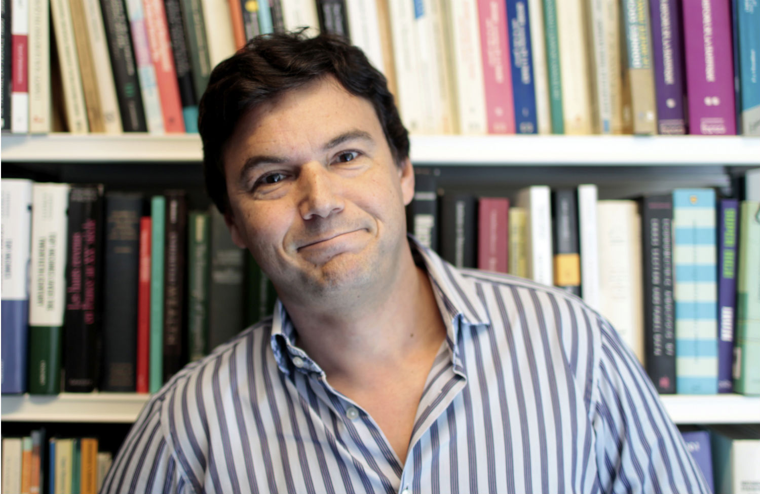 French-economist-Thomas-Piketty