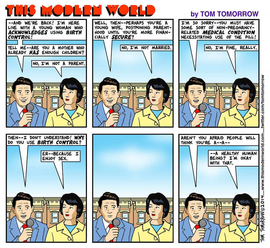 pTom-Tomorrowp