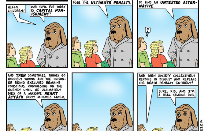 Mcgruff The Crime Dog Teaches Kids About Justice In America The Nation
